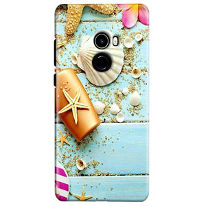 Xiaomi Mi Mix 2 Mobile Covers Cases Pearl Star Fish - Lowest Price - Paybydaddy.com