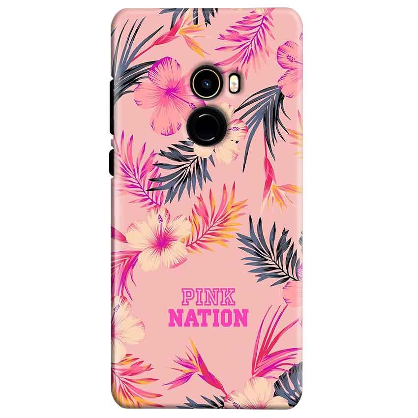 Xiaomi Mi Mix 2 Mobile Covers Cases Pink nation - Lowest Price - Paybydaddy.com