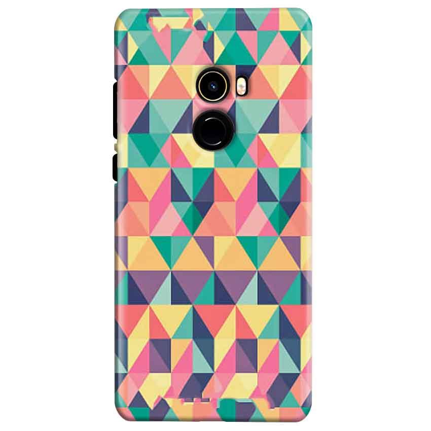 Xiaomi Mi Mix 2 Mobile Covers Cases Prisma coloured design - Lowest Price - Paybydaddy.com