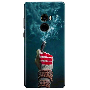 Xiaomi Mi Mix 2 Mobile Covers Cases Shiva Hand With Clilam - Lowest Price - Paybydaddy.com