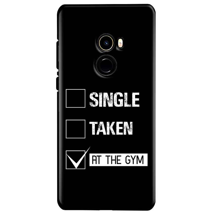 Xiaomi Mi Mix 2 Mobile Covers Cases Single Taken At The Gym - Lowest Price - Paybydaddy.com