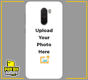 Customized Xiaomi Poco F1 Mobile Phone Covers & Back Covers with your Text & Photo
