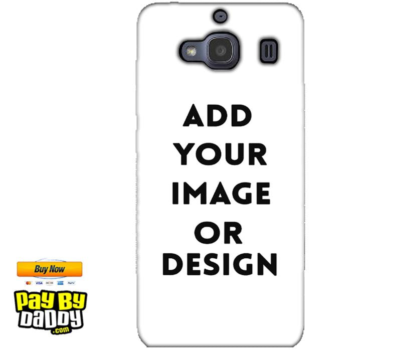 Customized Xiaomi Redmi 2s Mobile Phone Covers & Back Covers with your Text & Photo