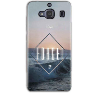Xiaomi Redmi 2s Mobile Covers Cases Forget Quote Something Different - Lowest Price - Paybydaddy.com