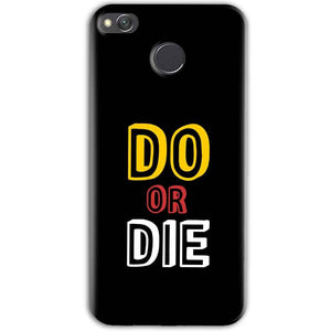 Xiaomi Redmi 4 Mobile Covers Cases DO OR DIE - Lowest Price - Paybydaddy.com