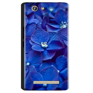 Xiaomi Redmi 5A Mobile Covers Cases Blue flower - Lowest Price - Paybydaddy.com