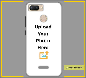 CustomizedIntex Redmi 6 4s Mobile Phone Covers & Back Covers with your Text & Photo