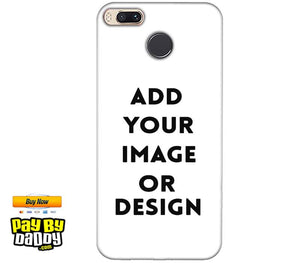 Customized Xiaomi Redmi A1 Mobile Phone Covers & Back Covers with your Text & Photo