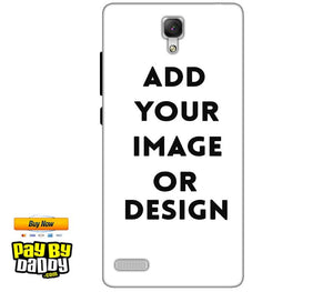 Customized Xiaomi Redmi Note 4G Mobile Phone Covers & Back Covers with your Text & Photo