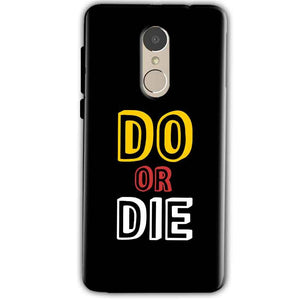 Xiaomi Redmi Note 4 Mobile Covers Cases DO OR DIE - Lowest Price - Paybydaddy.com