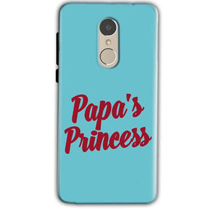 Xiaomi Redmi Note 4 Mobile Covers Cases Papas Princess - Lowest Price - Paybydaddy.com