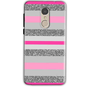 Xiaomi Redmi Note 4 Mobile Covers Cases Pink colour pattern - Lowest Price - Paybydaddy.com