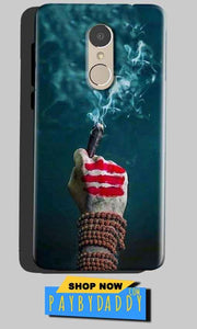 Xiaomi Redmi Note 4 Mobile Covers Cases Shiva Hand With Clilam - Lowest Price - Paybydaddy.com