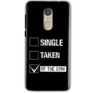 Xiaomi Redmi Note 4 Mobile Covers Cases Single Taken At The Gym - Lowest Price - Paybydaddy.com
