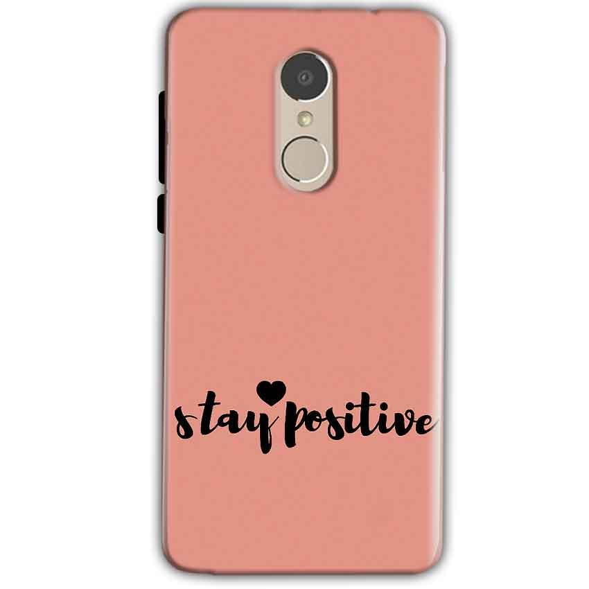 Xiaomi Redmi Note 4 Mobile Covers Cases Stay Positive - Lowest Price - Paybydaddy.com