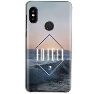Xiaomi Redmi Note 5 Pro Mobile Covers Cases Forget Quote Something Different - Lowest Price - Paybydaddy.com