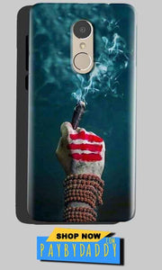 Xiaomi Redmi Note 5 Mobile Covers Cases Shiva Hand With Clilam - Lowest Price - Paybydaddy.com