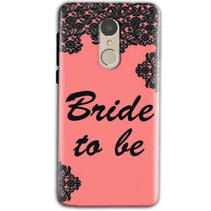 Xiaomi Redmi Note 5 Mobile Covers Cases Mobile Covers Cases bride to be with ring Black Pink - Lowest Price - Paybydaddy.com