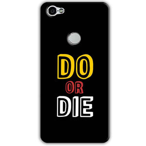 Xiaomi Redmi Y1 Mobile Covers Cases DO OR DIE - Lowest Price - Paybydaddy.com