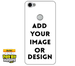 Customized Xiaomi Redmi Y1 Mobile Phone Covers & Back Covers with your Text & Photo