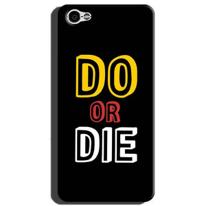 Xiaomi Redmi Y1 Lite Mobile Covers Cases DO OR DIE - Lowest Price - Paybydaddy.com