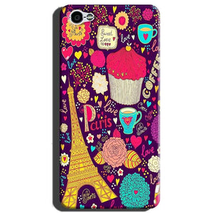 Xiaomi Redmi Y1 Lite Mobile Covers Cases Paris Sweet love - Lowest Price - Paybydaddy.com