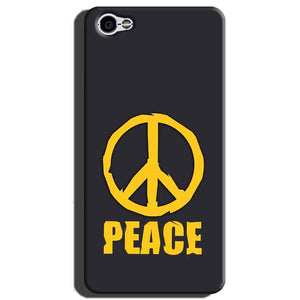 Xiaomi Redmi Y1 Lite Mobile Covers Cases Peace Blue Yellow - Lowest Price - Paybydaddy.com