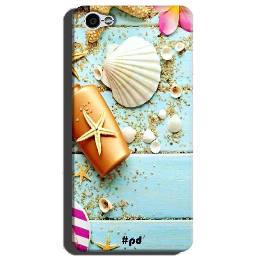 Xiaomi Redmi Y1 Lite Mobile Covers Cases Pearl Star Fish - Lowest Price - Paybydaddy.com
