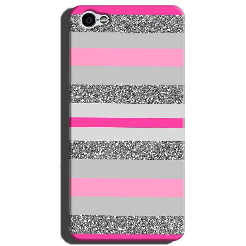 Xiaomi Redmi Y1 Lite Mobile Covers Cases Pink colour pattern - Lowest Price - Paybydaddy.com