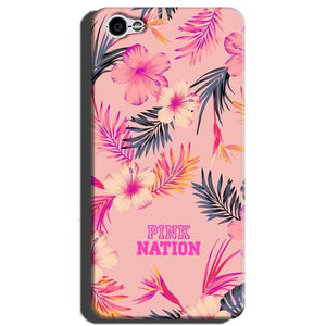 Xiaomi Redmi Y1 Lite Mobile Covers Cases Pink nation - Lowest Price - Paybydaddy.com
