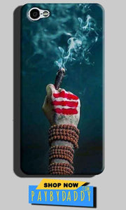 Xiaomi Redmi Y1 Lite Mobile Covers Cases Shiva Hand With Clilam - Lowest Price - Paybydaddy.com