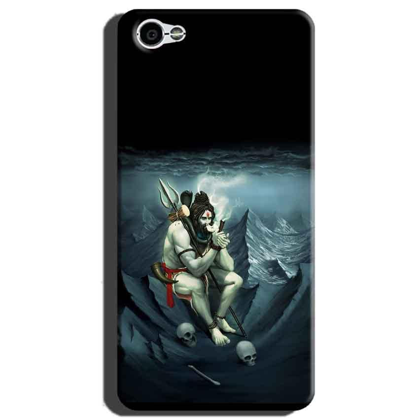Xiaomi Redmi Y1 Lite Mobile Covers Cases Shiva Smoking - Lowest Price - Paybydaddy.com