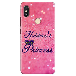 Xiaomi Redmi Y2 Mobile Covers Cases Hubbies Princess - Lowest Price - Paybydaddy.com