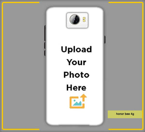CustomizedIntex Honor Bee 4G  4s Mobile Phone Covers & Back Covers with your Text & Photo
