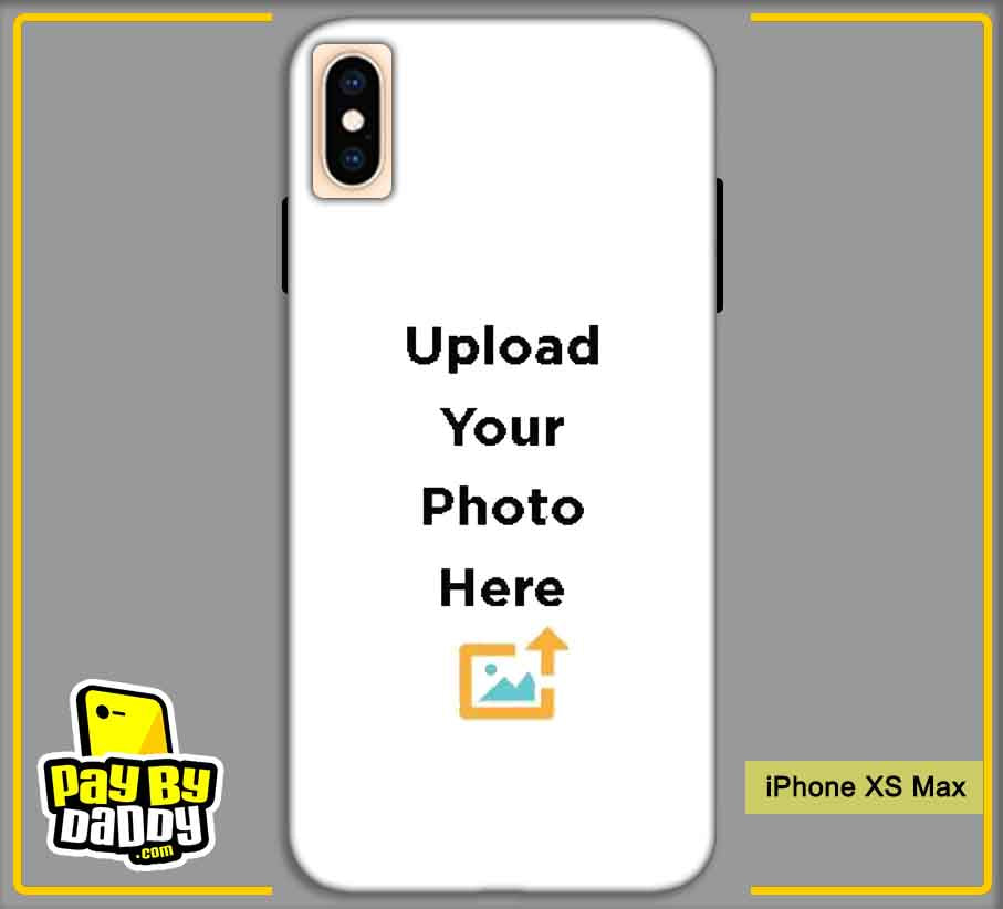 Customized Apple iPhone XS Max Mobile Phone Covers & Back Covers with your Text & Photo