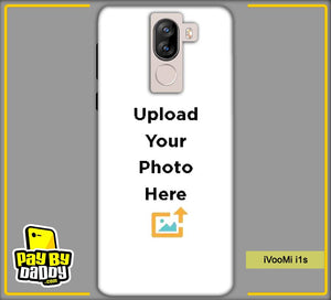 Customized iVooMi i1s Mobile Phone Covers & Back Covers with your Text & Photo