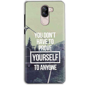 iVoomi i1s Mobile Covers Cases Donot Prove yourself - Lowest Price - Paybydaddy.com