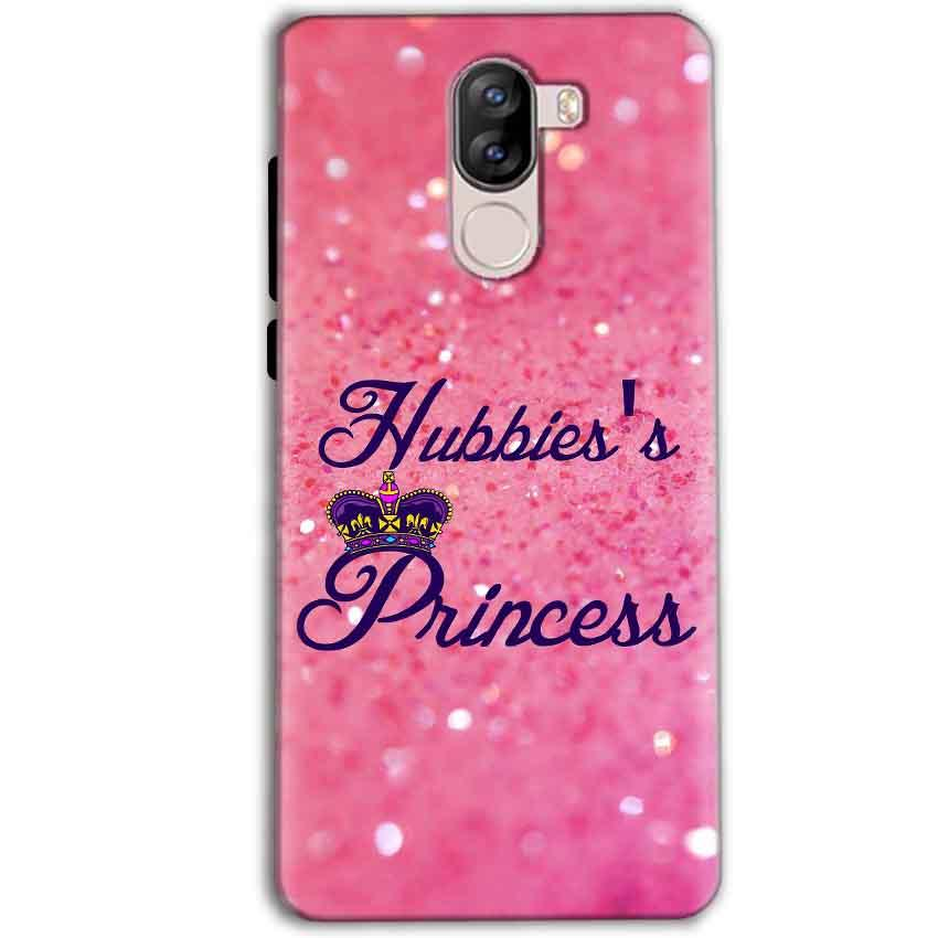iVoomi i1s Mobile Covers Cases Hubbies Princess - Lowest Price - Paybydaddy.com