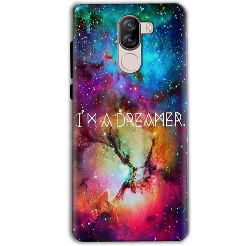 iVoomi i1s Mobile Covers Cases I am Dreamer - Lowest Price - Paybydaddy.com
