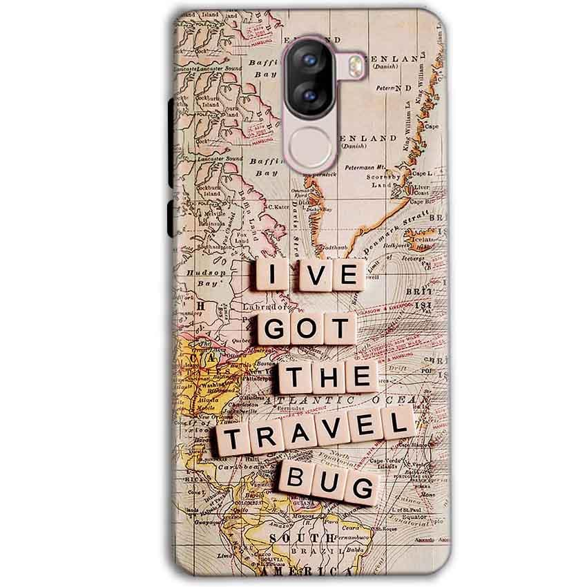 iVoomi i1s Mobile Covers Cases Live Travel Bug - Lowest Price - Paybydaddy.com