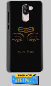 iVoomi i1s Mobile Covers Cases Om Namaha Gold Black - Lowest Price - Paybydaddy.com