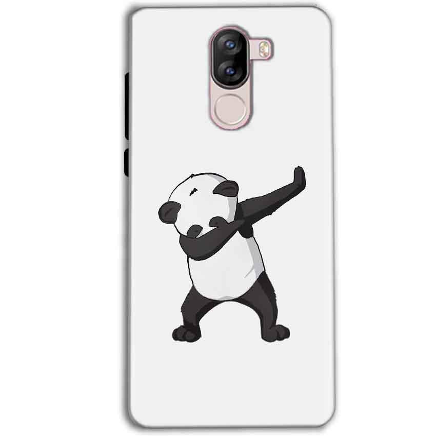 iVoomi i1s Mobile Covers Cases Panda Dab - Lowest Price - Paybydaddy.com