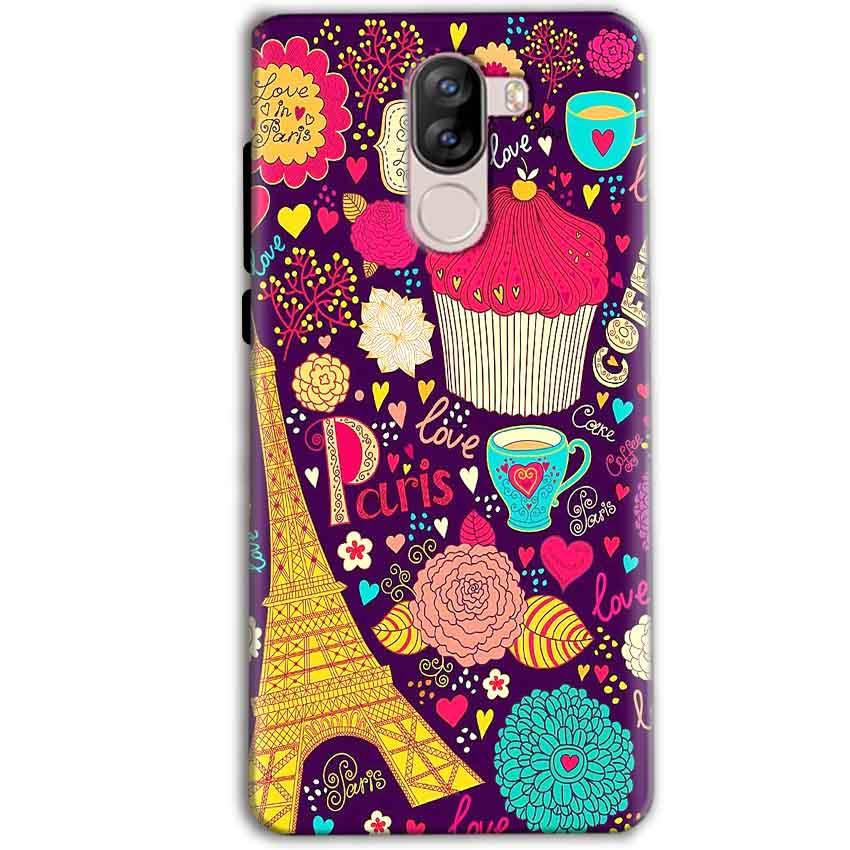 iVoomi i1s Mobile Covers Cases Paris Sweet love - Lowest Price - Paybydaddy.com