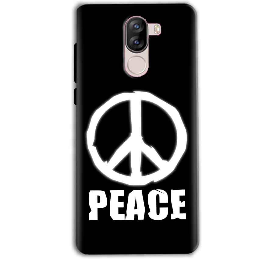 iVoomi i1s Mobile Covers Cases Peace Sign In White - Lowest Price - Paybydaddy.com