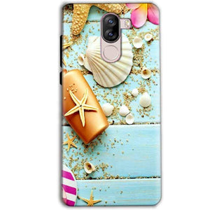 iVoomi i1s Mobile Covers Cases Pearl Star Fish - Lowest Price - Paybydaddy.com