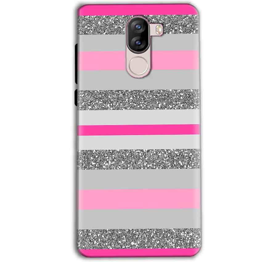 iVoomi i1s Mobile Covers Cases Pink colour pattern - Lowest Price - Paybydaddy.com