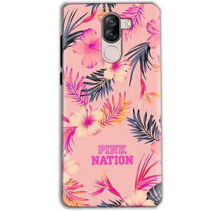 iVoomi i1s Mobile Covers Cases Pink nation - Lowest Price - Paybydaddy.com