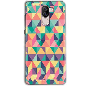 iVoomi i1s Mobile Covers Cases Prisma coloured design - Lowest Price - Paybydaddy.com