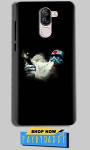 iVoomi i1s Mobile Covers Cases Shiva Aghori Smoking - Lowest Price - Paybydaddy.com
