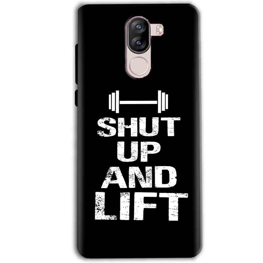 iVoomi i1s Mobile Covers Cases Shut Up And Lift - Lowest Price - Paybydaddy.com